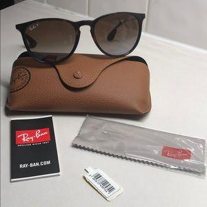 Ray Ban polarized sunglasses brand new